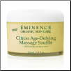 Citron Age-Deying Massage Souffle